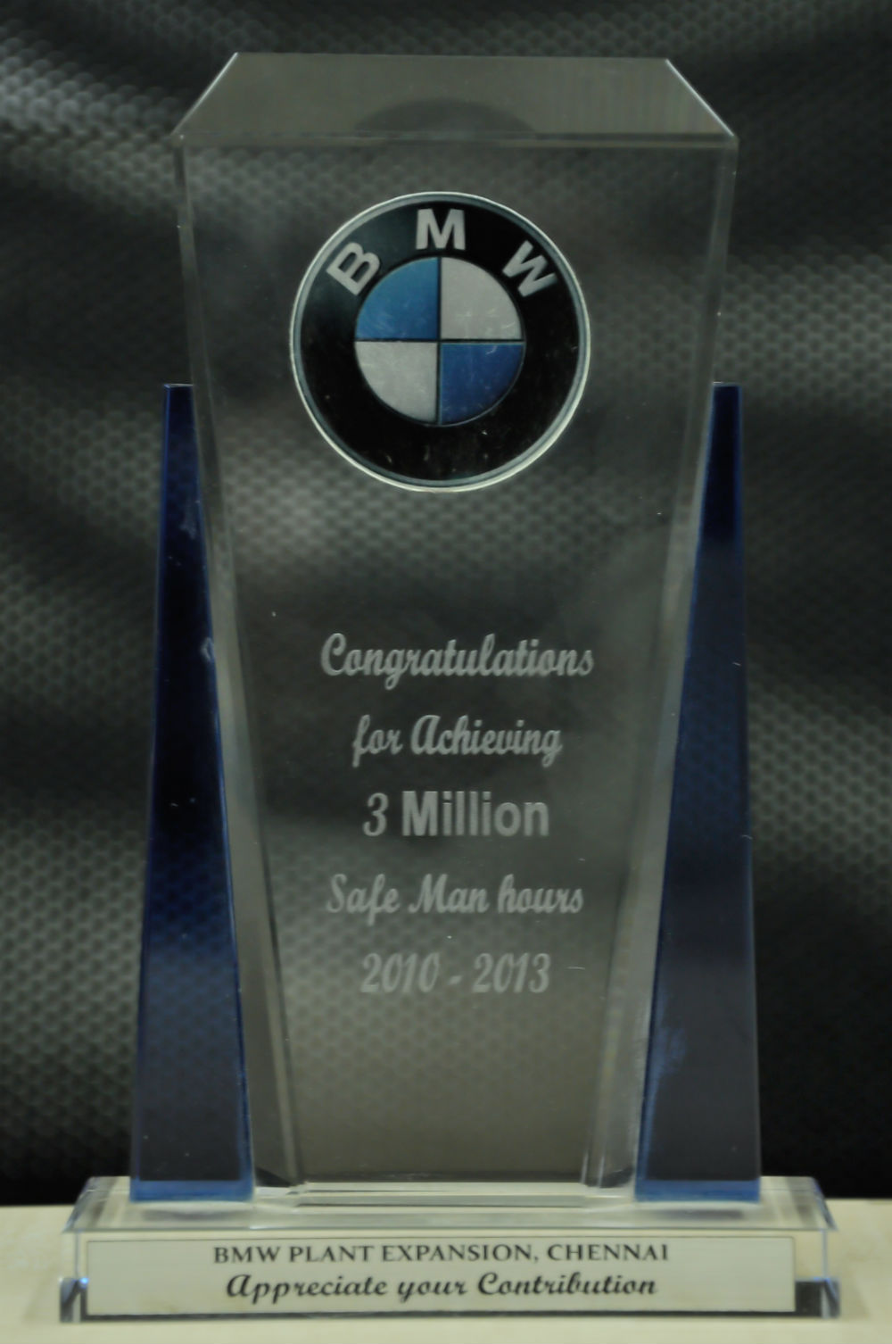 BMW Safety Award
